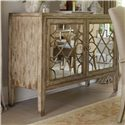 Hamilton Home Sanctuary Two Door Mirrored Console - Item Number: 3013-85002