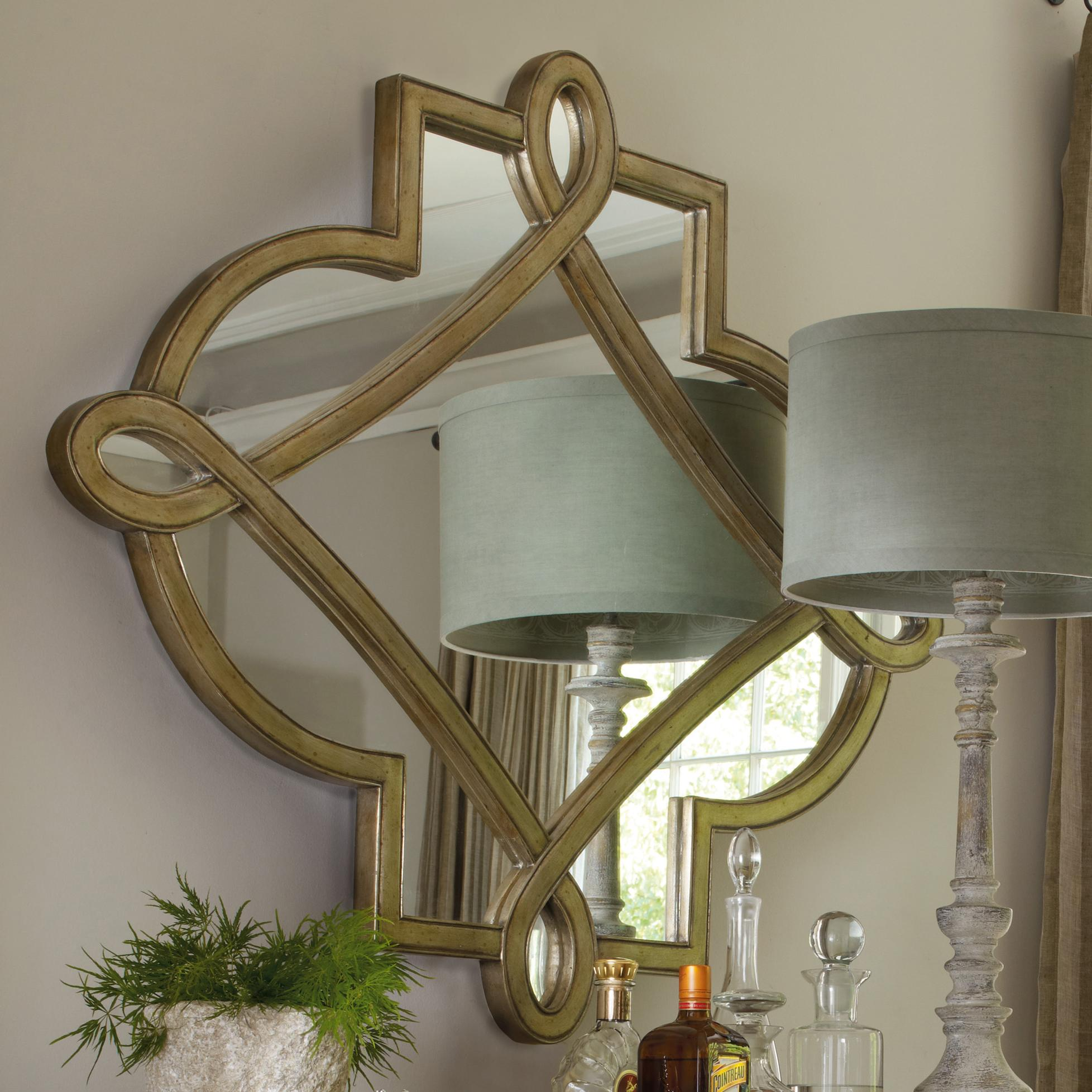 Merveilleux Sanctuary Shaped Mirror By Hooker Furniture