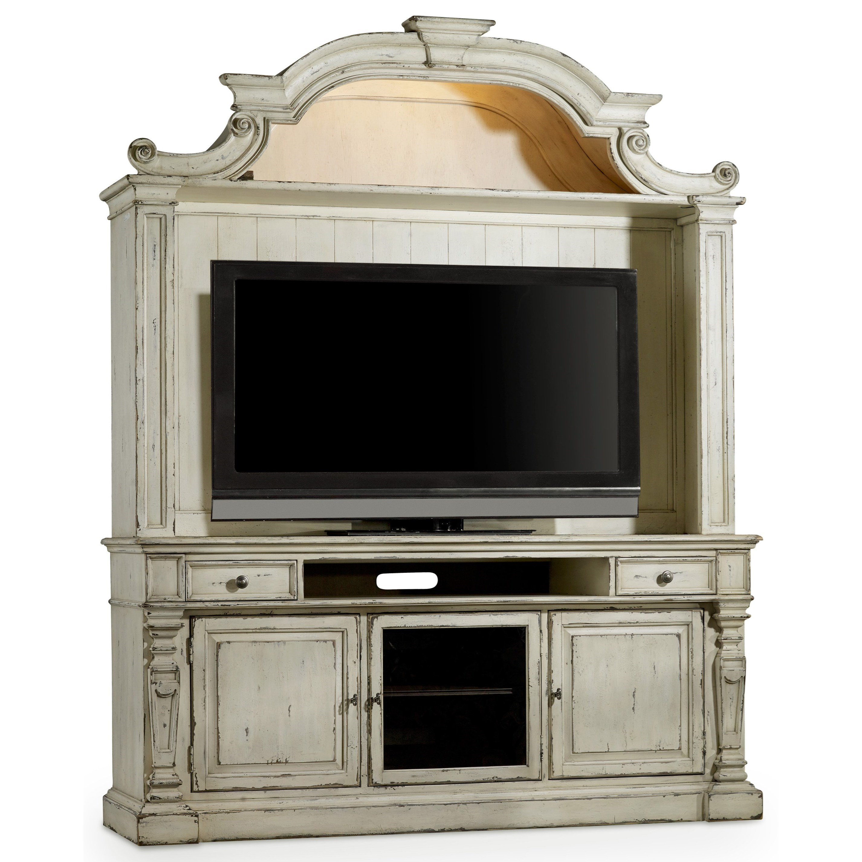 Hooker Furniture Sanctuary3 Two Piece Entertainment Group - Item Number: 5403-55202