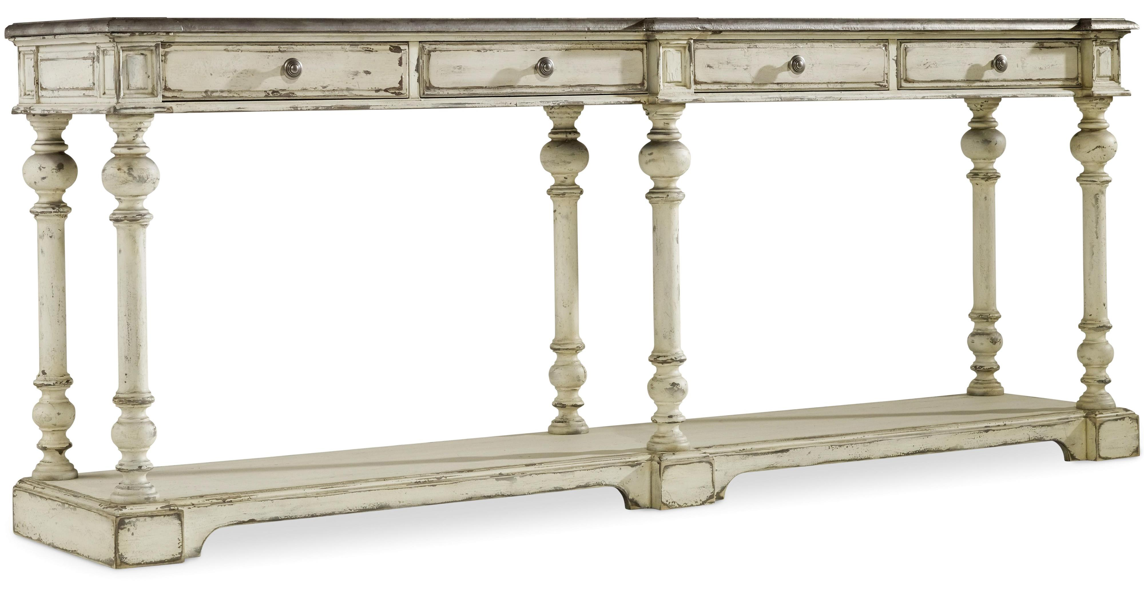 Hooker Furniture Sanctuary Hall Console Table   Item Number: 5403 85001