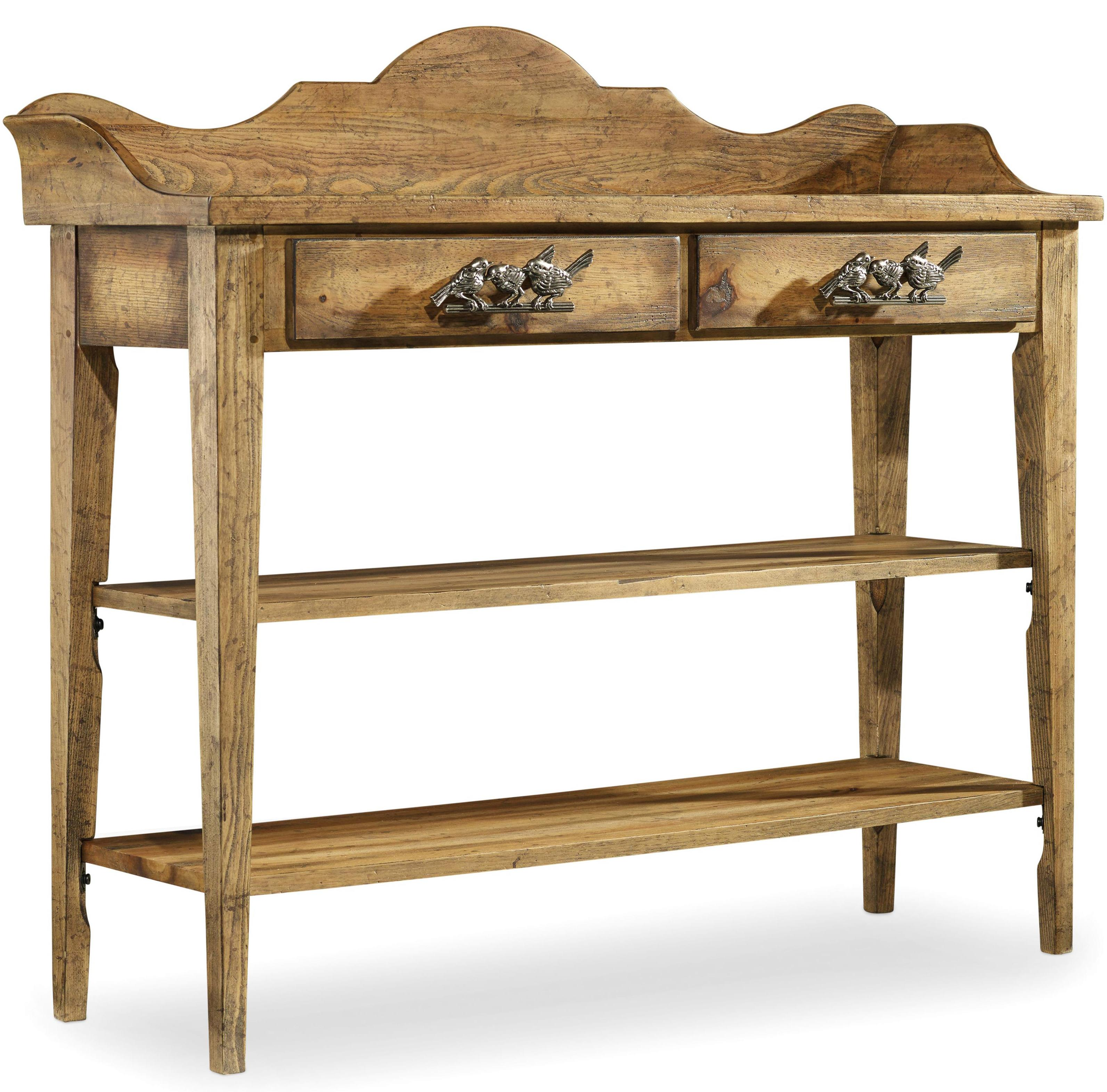 Hooker Furniture Sanctuary Thin Console - Item Number: 5407-85001