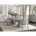 Hooker Furniture Sanctuary Formal Dining Room Group - Item Number: 5603 Dining Room Group 1