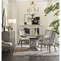 Hooker Furniture Sanctuary Dining Room Group - Item Number: 5603 Dining Room Group 2