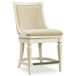 Hooker Furniture Sandcastle Counter Stool