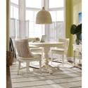 Hooker Furniture Sandcastle Upholstered Swivel Counter Stool