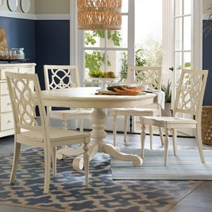 Hooker Furniture Sandcastle 5 Piece Dining Set