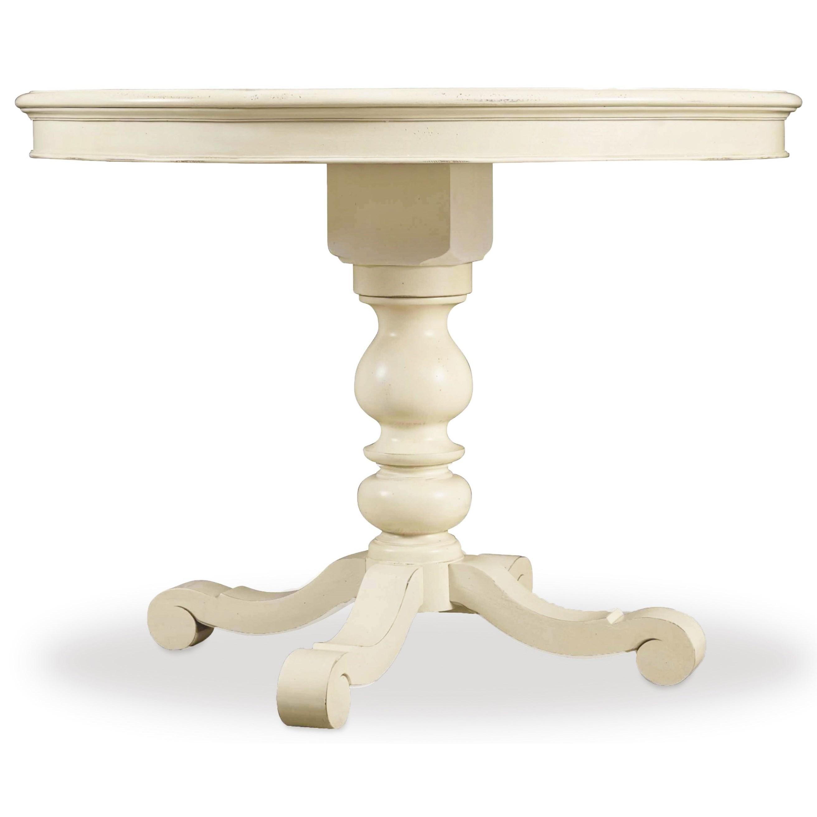 Hooker Furniture Sandcastle Adjustable Height 48in Round ...