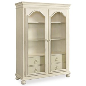 Hooker Furniture Sandcastle Display Cabinet