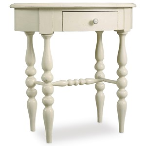 Hooker Furniture Sandcastle Leg Nightstand