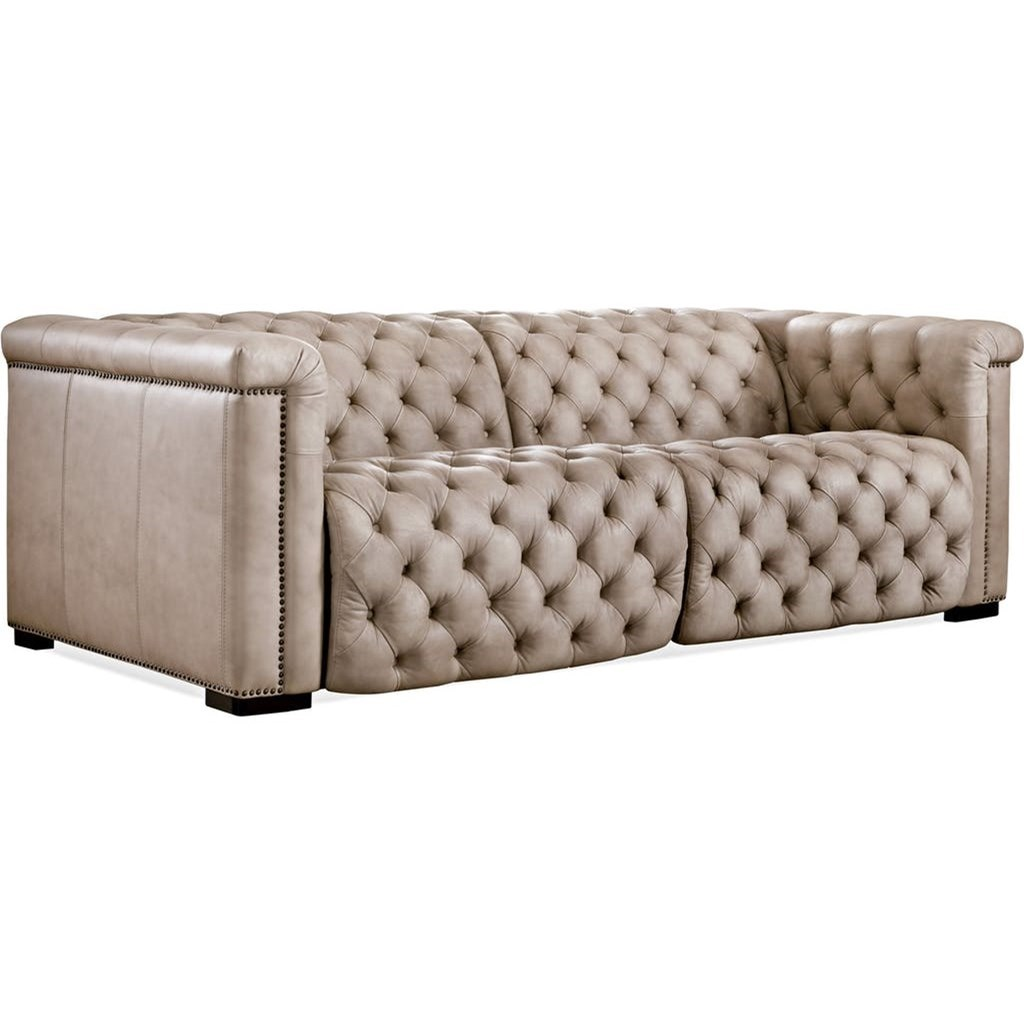Power Leather Motion Sofa