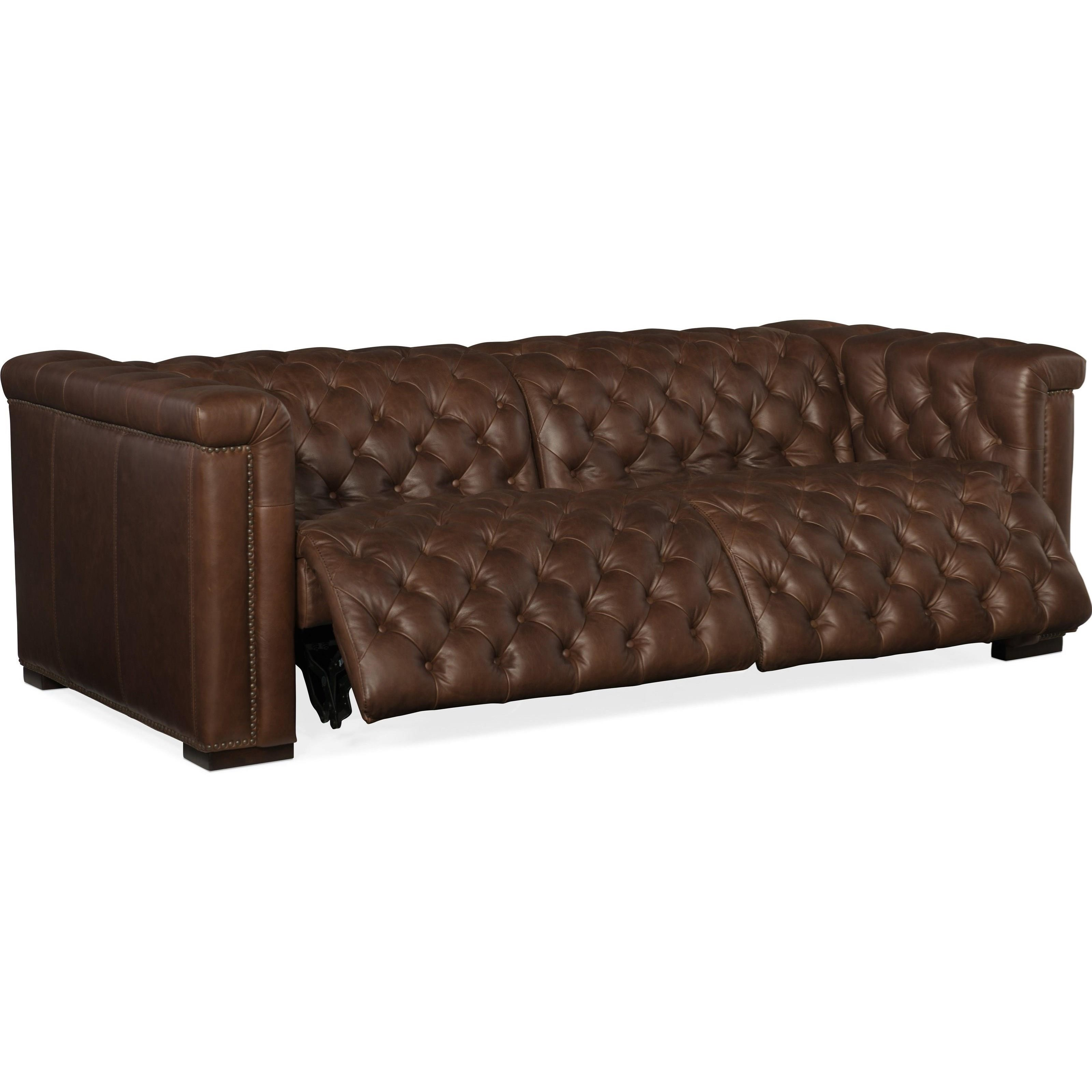 Hooker Furniture Savion Ss434 1 5rl P Ph 089 Power Leather