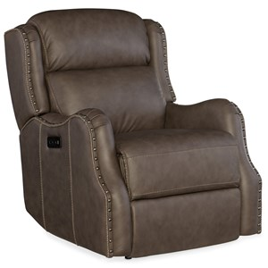 Hamilton Home Sawyer Power Recliner with Power Headrest