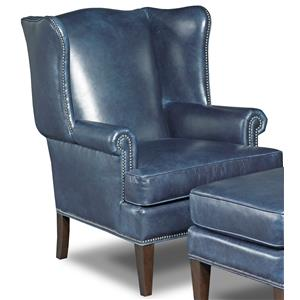 Hooker Furniture Club Chairs Traditional Balmoral Maurice Club Chair