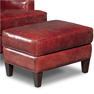 Hooker Furniture Club Chairs Covington Bogue Ottoman