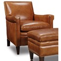 Hooker Furniture Club Chairs Traditional Club Chair - Item Number: CC419-085