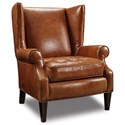 Hooker Furniture Club Chairs Club Chair - Item Number: CC420-085