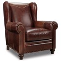 Hooker Furniture Club Chairs Club Chair - Item Number: CC423-086