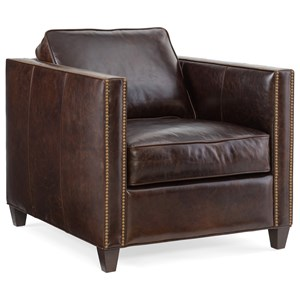 Hooker Furniture Club Chairs Monte Club Chair