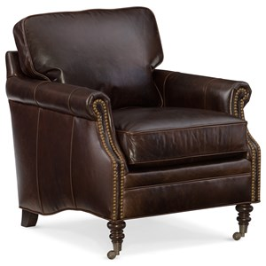 Hooker Furniture Club Chairs Gianno Club Chair