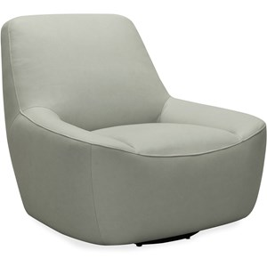 Maneuver Leather Swivel Chair