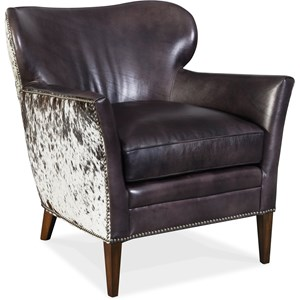 Kato Leather Club Chair