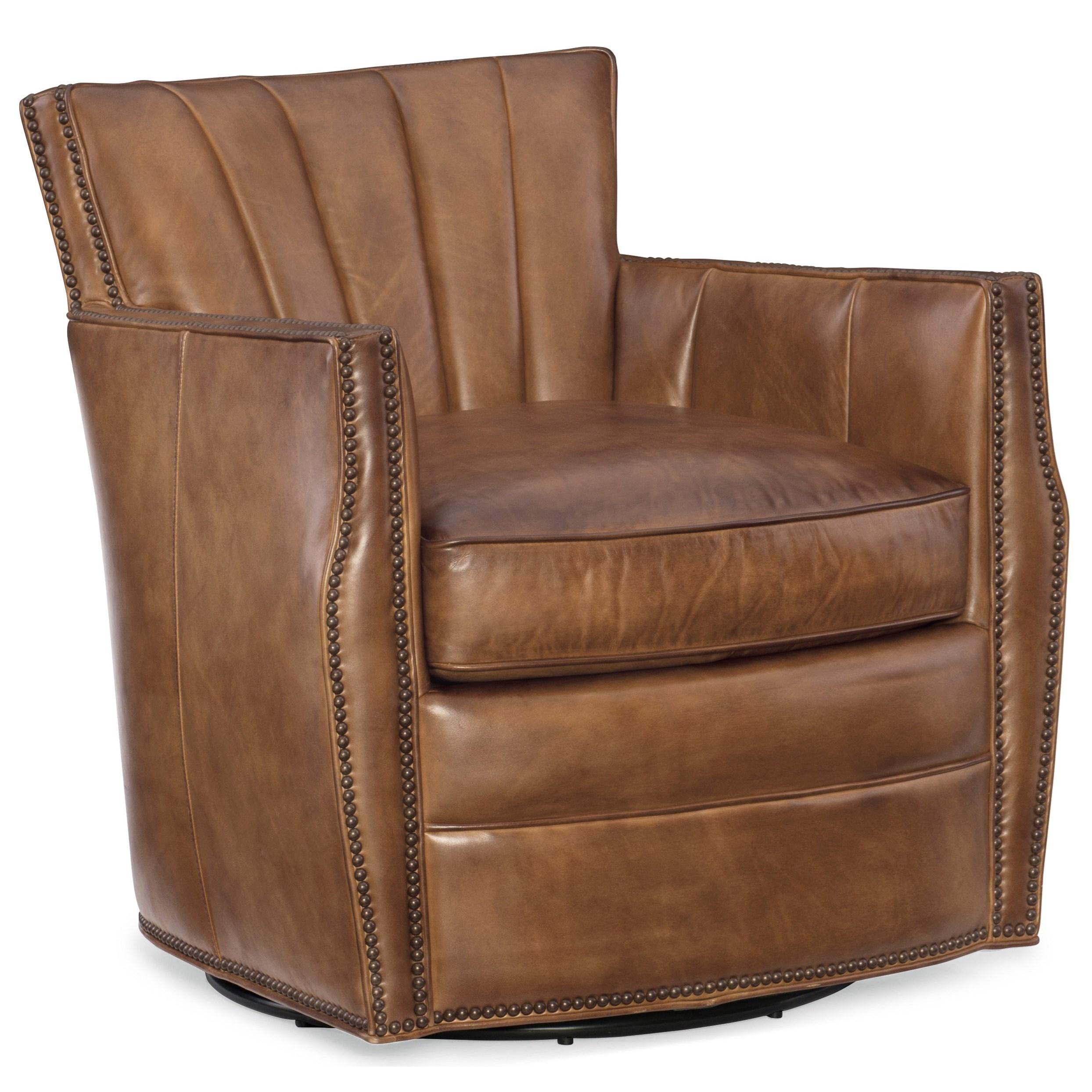 Hooker furniture club chairs carson swivel club chair for Carson chaise lounge