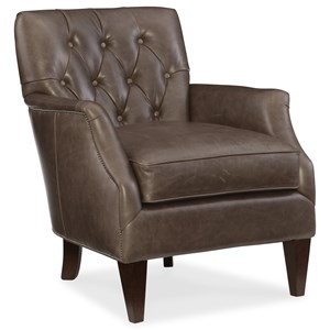 Hooker Furniture Club Chairs Landon Club Chair