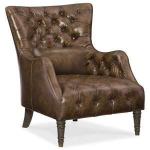 Hooker Furniture Club Chairs Stephanie Club Chair