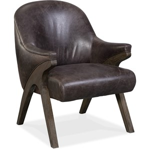 Suri Wood Accent Chair