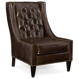 Hooker Furniture Club Chairs Quentin Club Chair