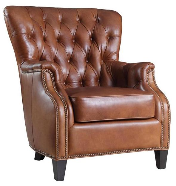 Hooker Furniture Club Chairs Club Chair - Item Number: CC860-01-084