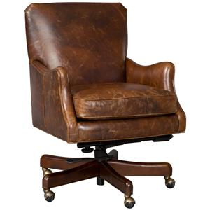 Hooker Furniture Executive Seating Executive Tilt Swivel Chair