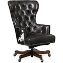 Hooker Furniture Executive Seating Home Office Chair - Item Number: EC448-097