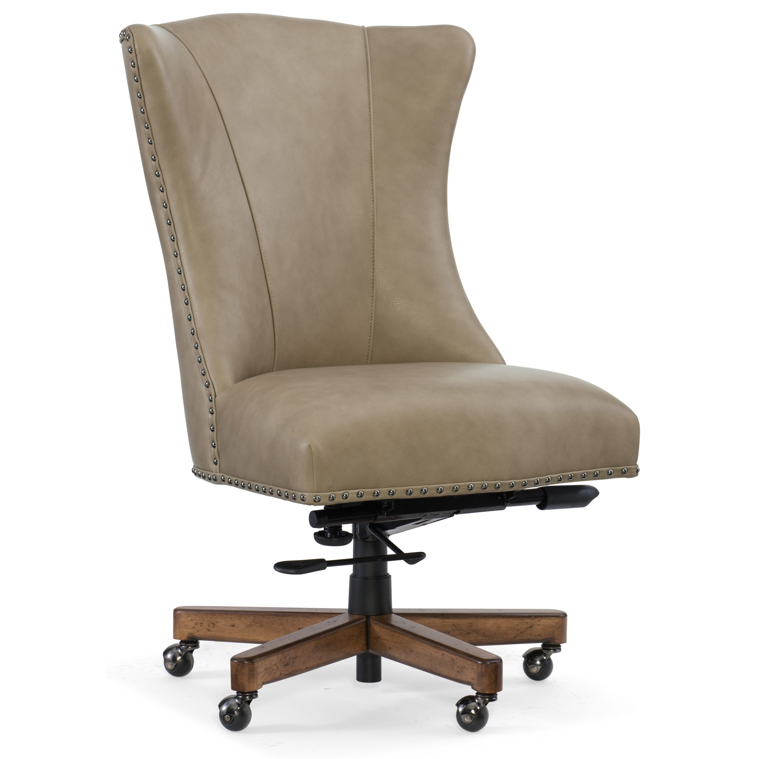 Hooker Furniture Executive Seating Lynn Home Office Chair Zak S Home Executive Desk Chairs