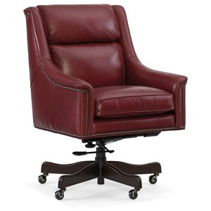 Hooker Furniture Executive Seating Pietra Home Office Chair