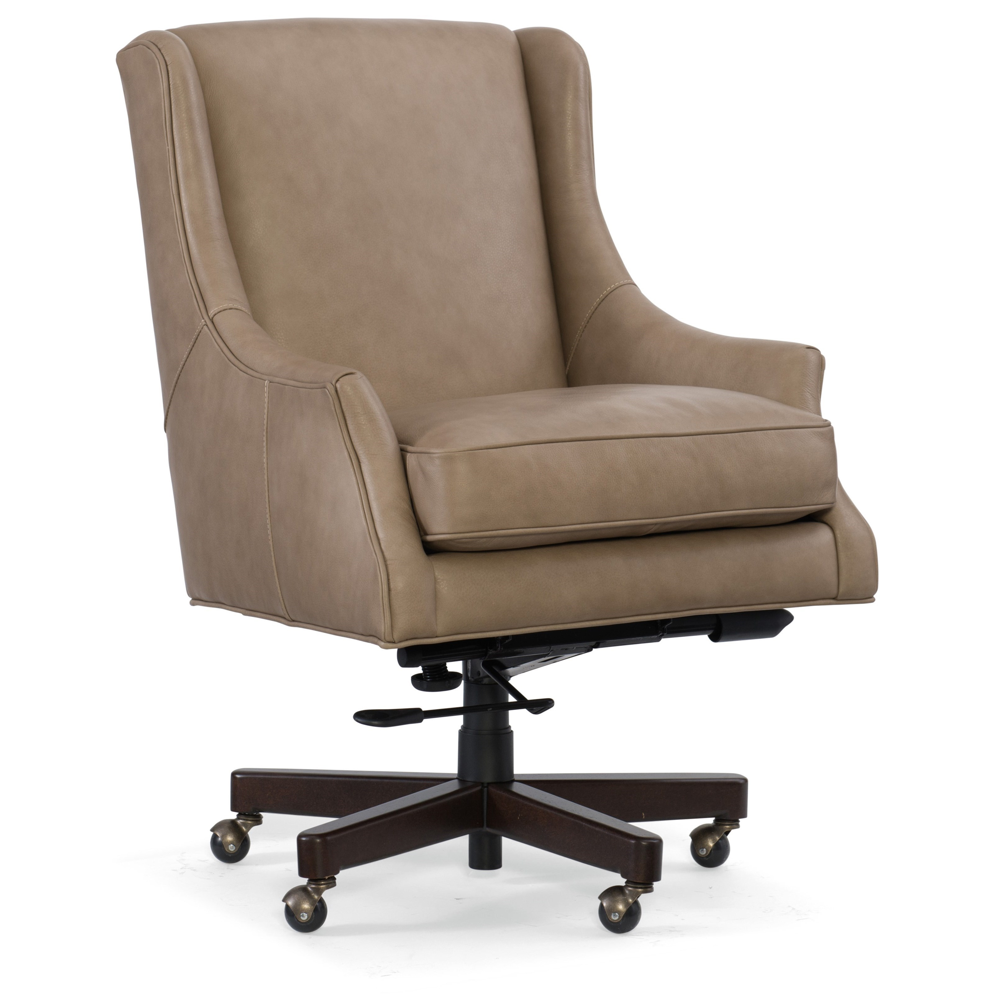 Hooker furniture executive seating shelley home office chair item number ec485 083
