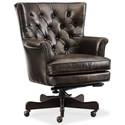 Hooker Furniture Executive Seating Theodore Home Office Chair - Item Number: EC594-088