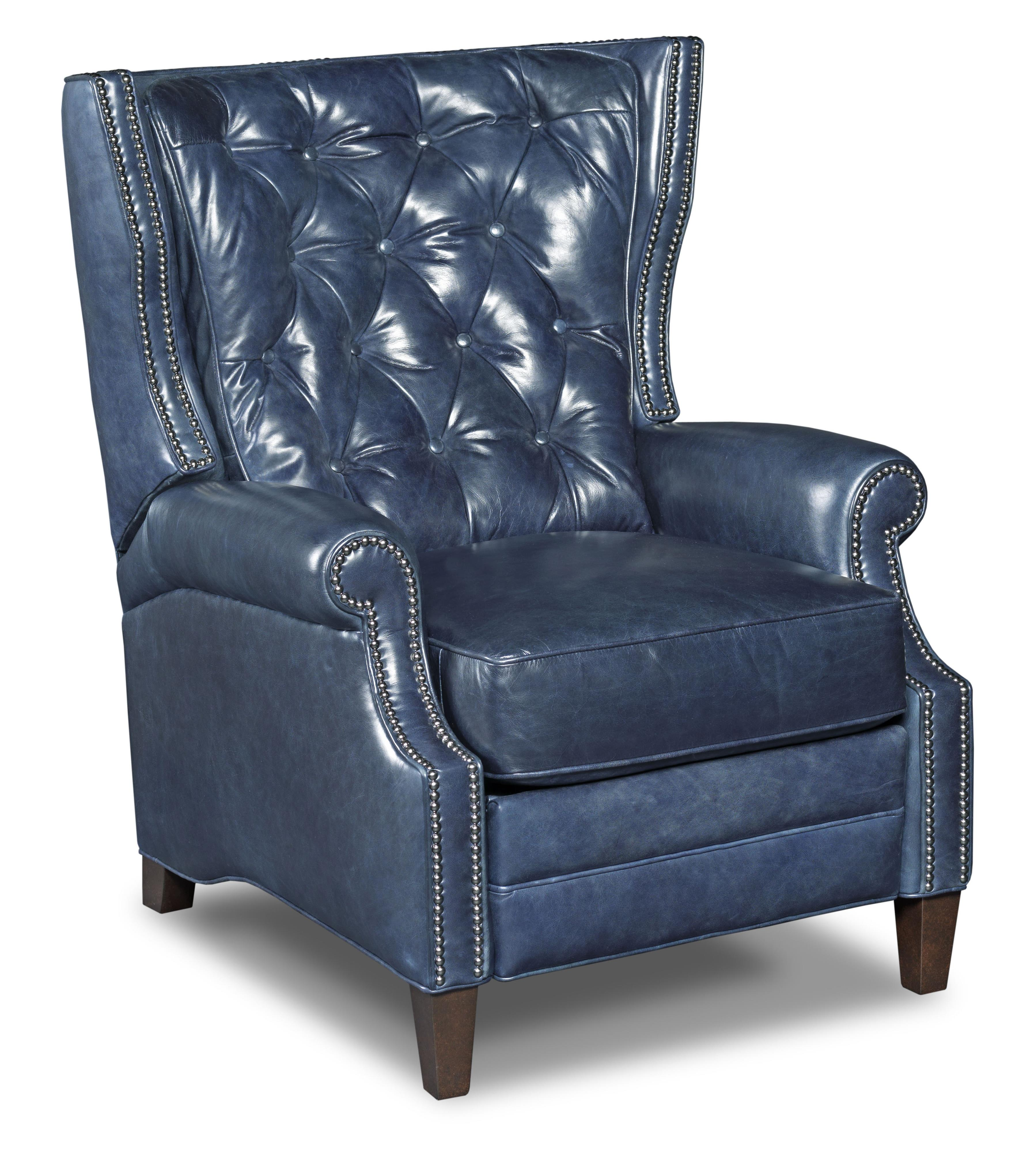 Hooker Furniture Seven Seas Seating - Reclining Chairs High Leg Recliner - Item Number: RC159-048