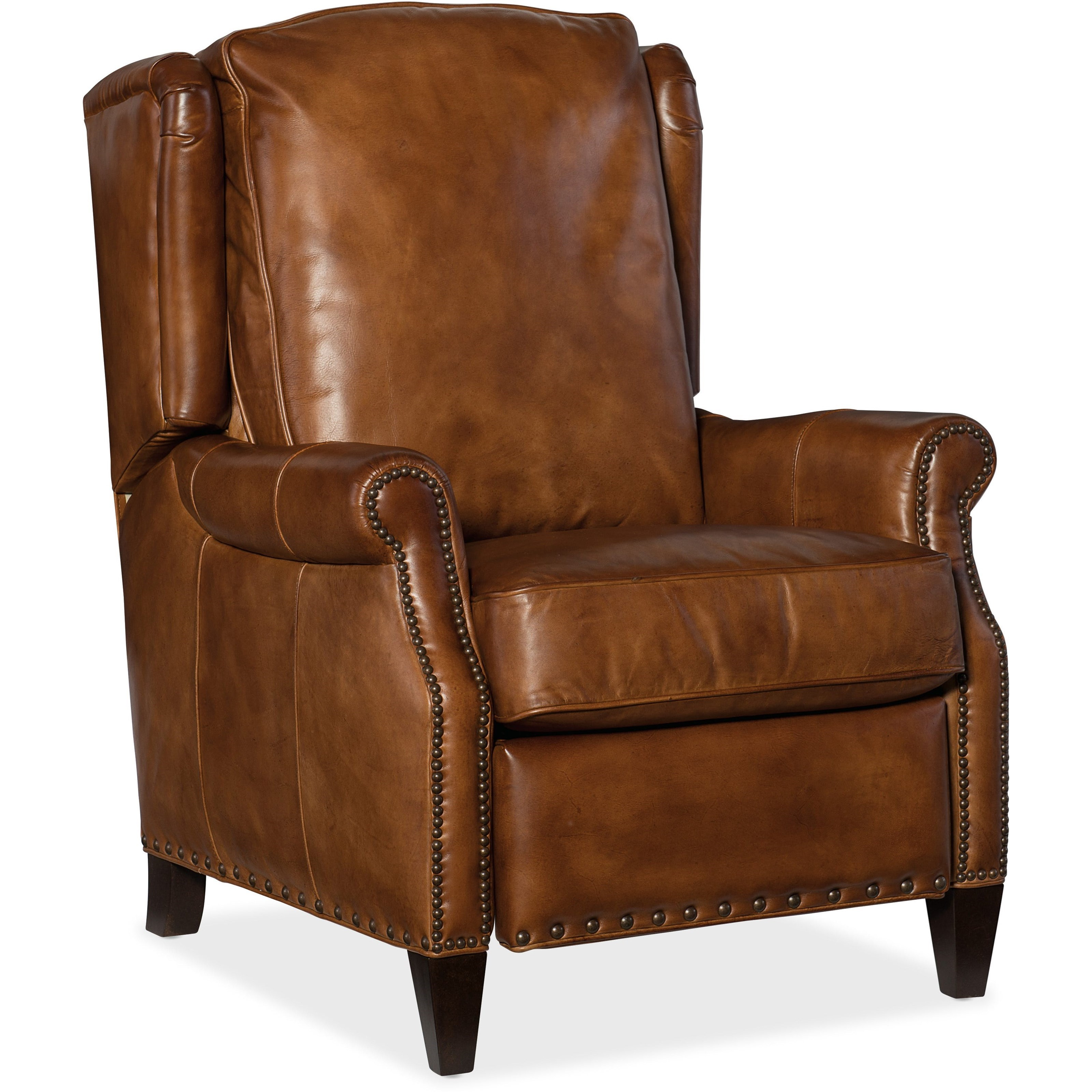 Reclining Chairs Silas Recliner by Hooker Furniture at Baer's Furniture