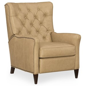Hooker Furniture Reclining Chairs Irina Recliner