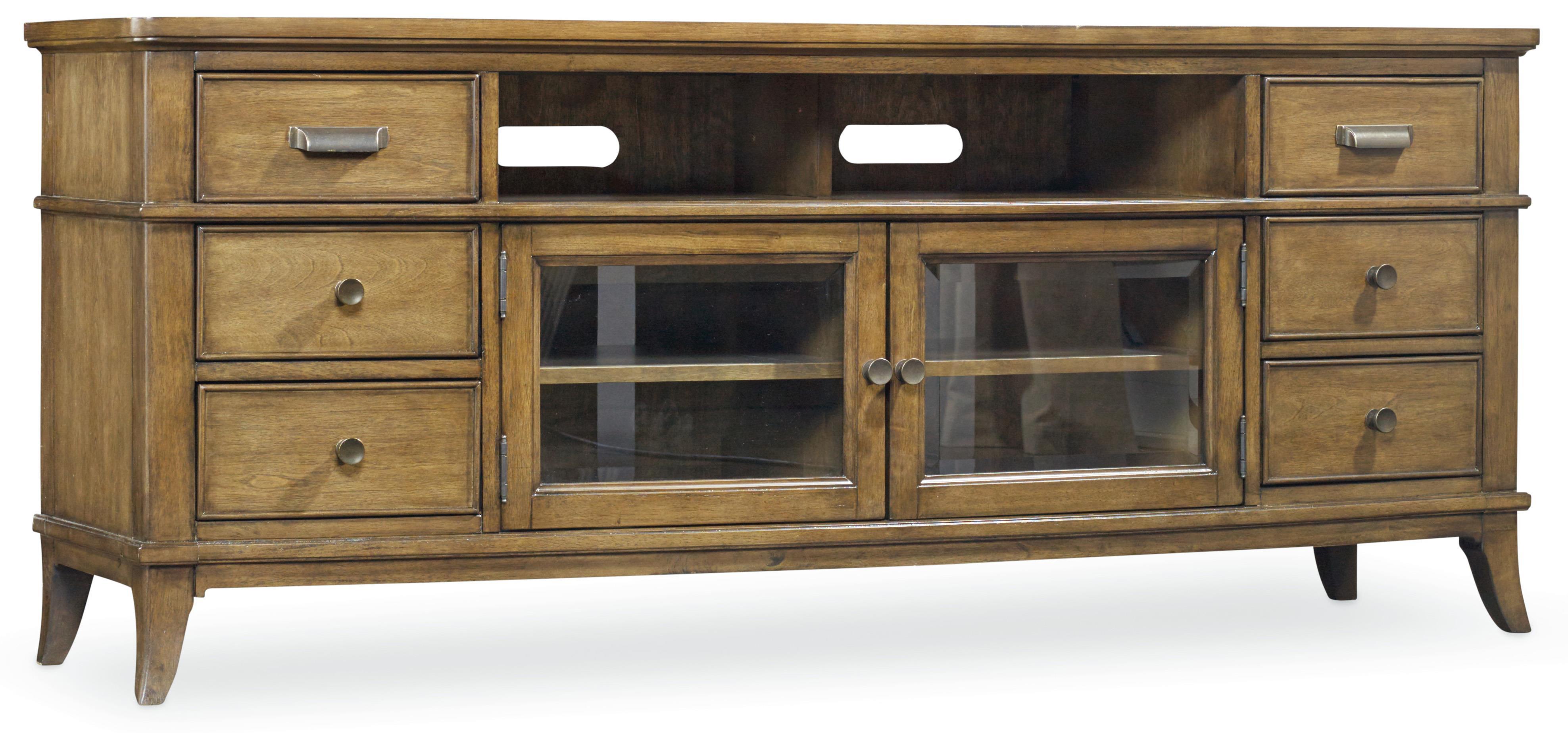 Hooker Furniture Shelbourne Entertainment Center - Item Number: 5339-55472