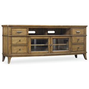 Hooker Furniture Shelbourne Entertainment Center