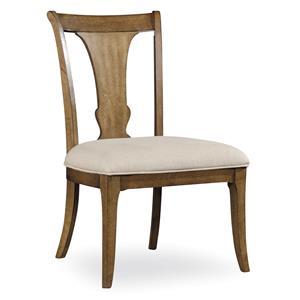 Hooker Furniture Shelbourne Splatback Side Chair
