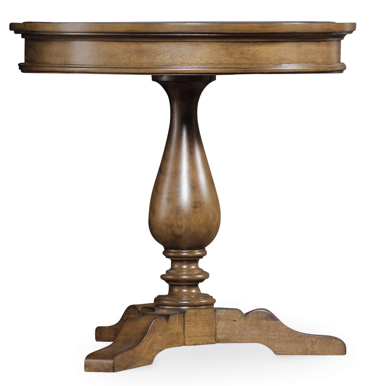 Hooker Furniture Shelbourne Round End Table - Item Number: 5339-80114