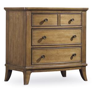 Hooker Furniture Shelbourne Three Drawer Nightstand