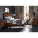 Hooker Furniture Skyline Queen Bedroom Group - Item Number: 5336 Q Bedroom Group 1