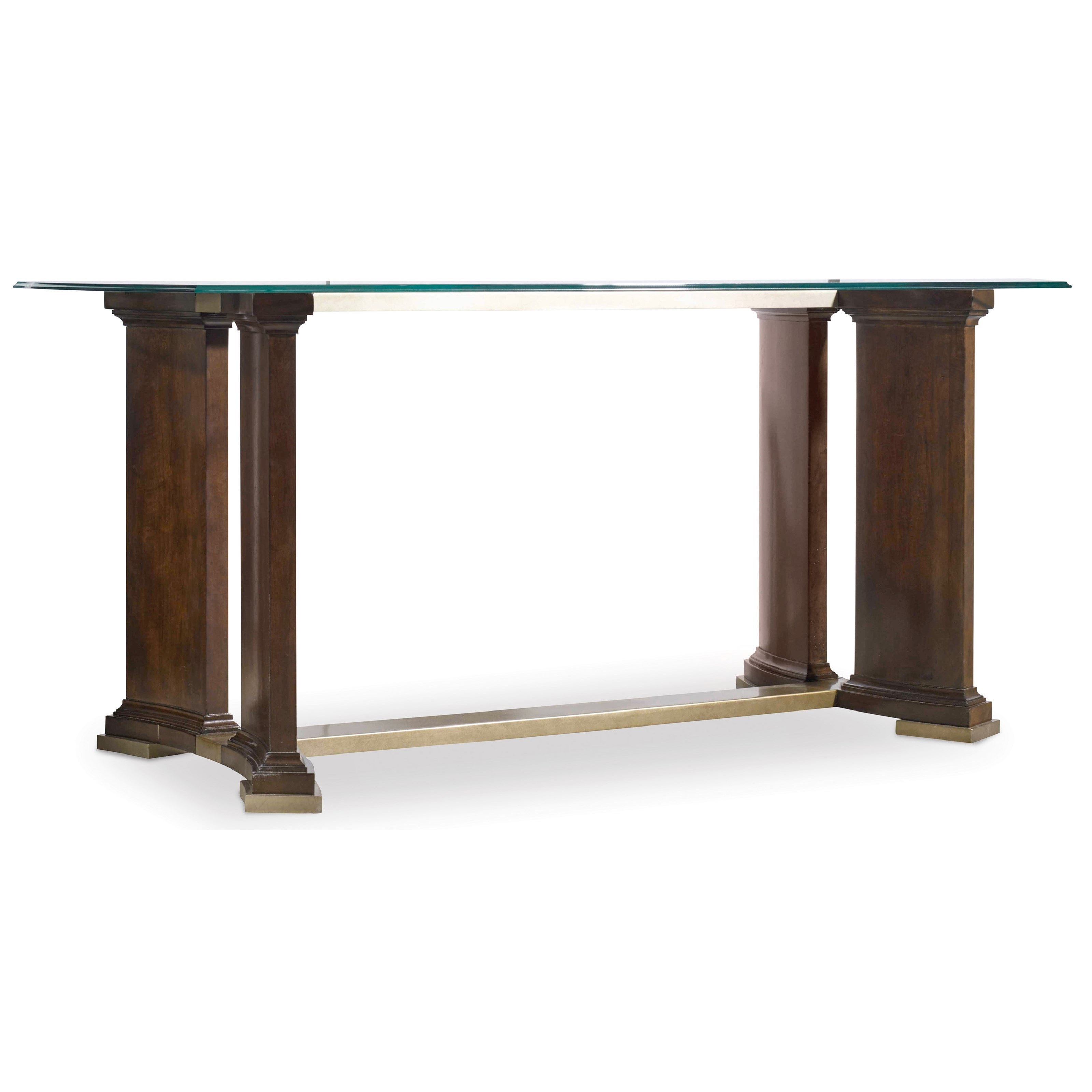Hooker Furniture Skyline Writing Desk - Item Number: 5336-10459