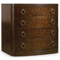 Hooker Furniture Skyline Lateral File with 2 File Drawers