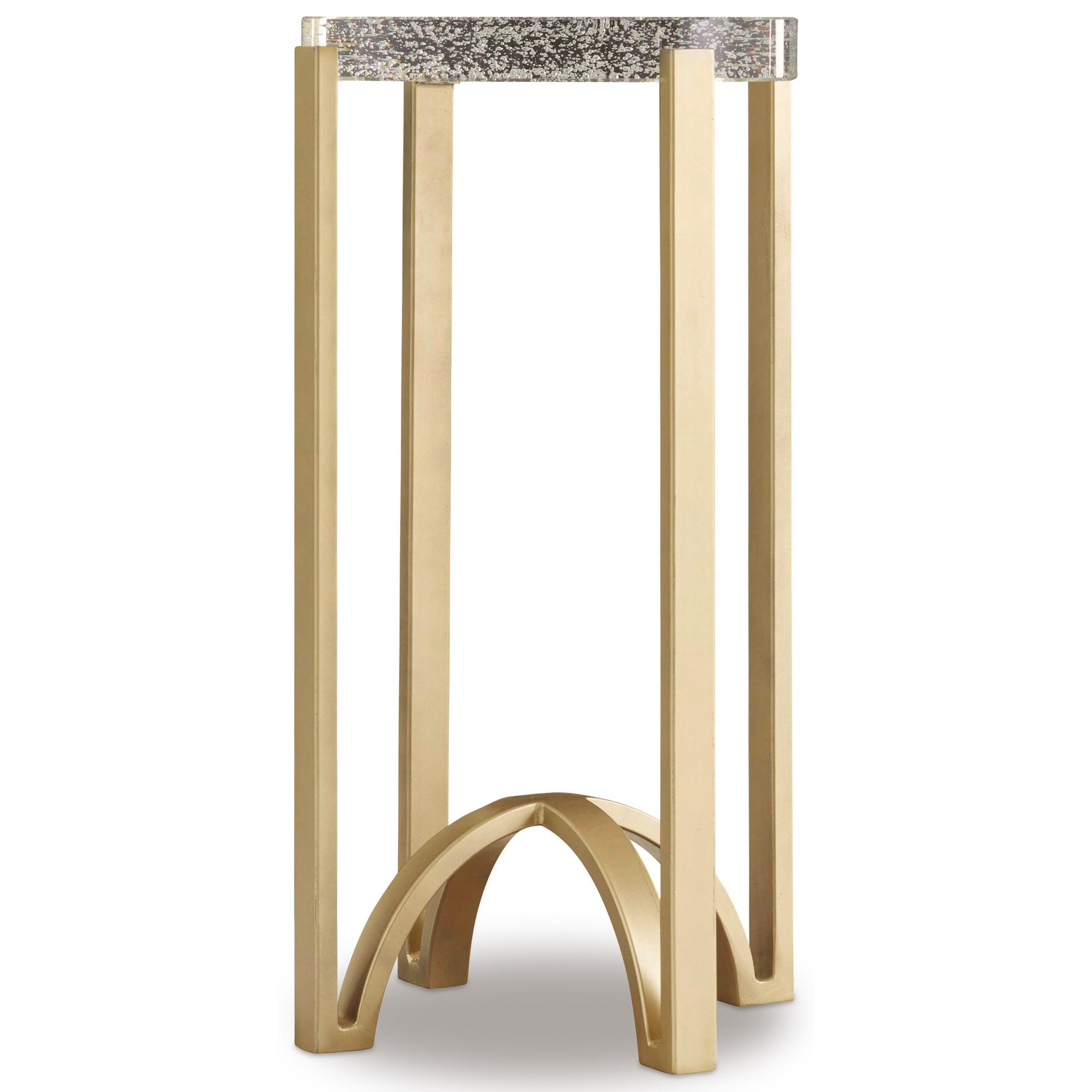 Hooker Furniture Skyline Metal Accent Table - Item Number: 5336-50003-MTL