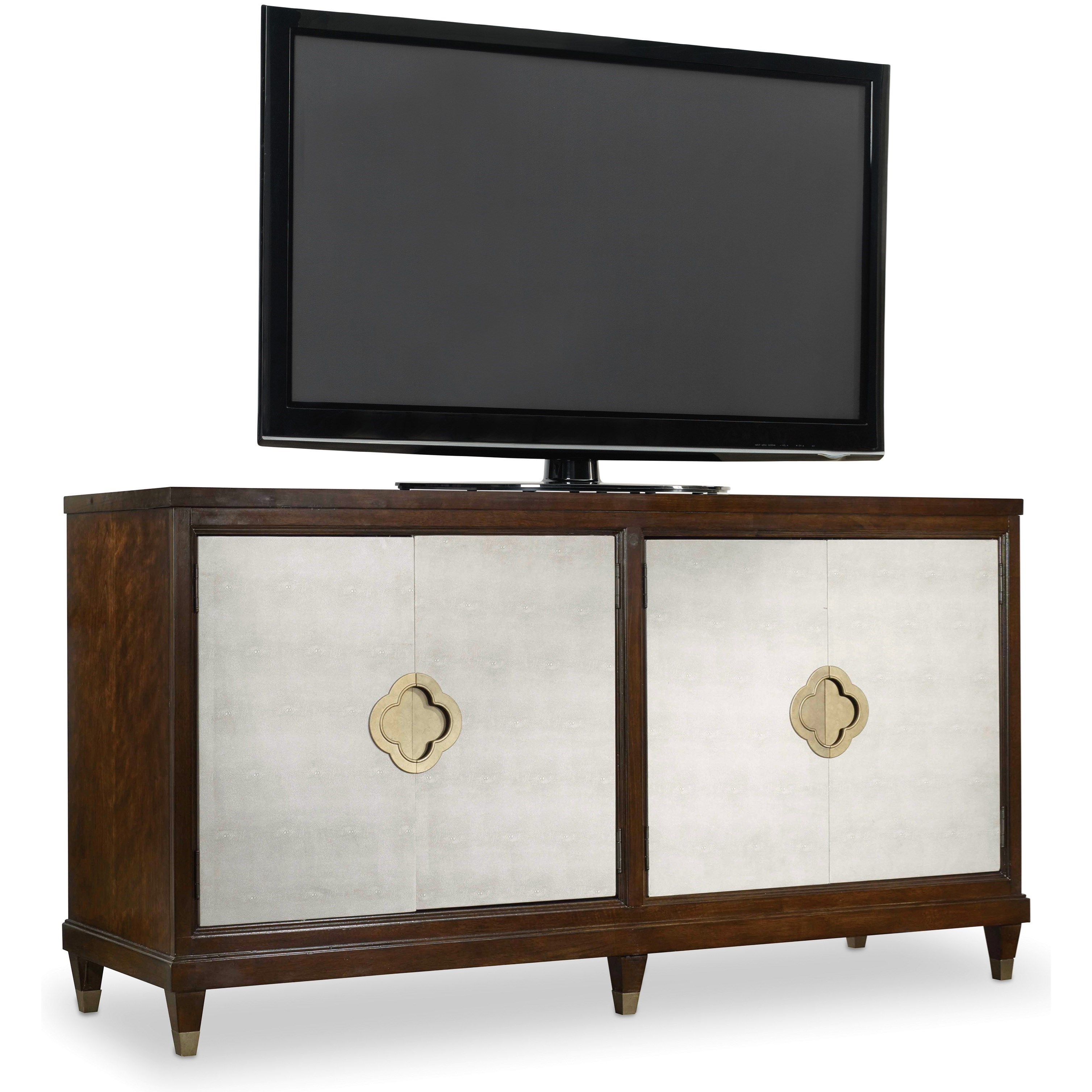 Hooker Furniture Skyline Entertainment Console - Item Number: 5336-55464